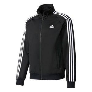 Adidas 3 Stripes Track Jacket